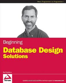 [Beginning Database Design Solutions]