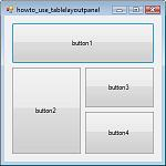 howto_net_use_tablelayoutpanel Visual Basic Forms With Add Change Delete Ons Examples on